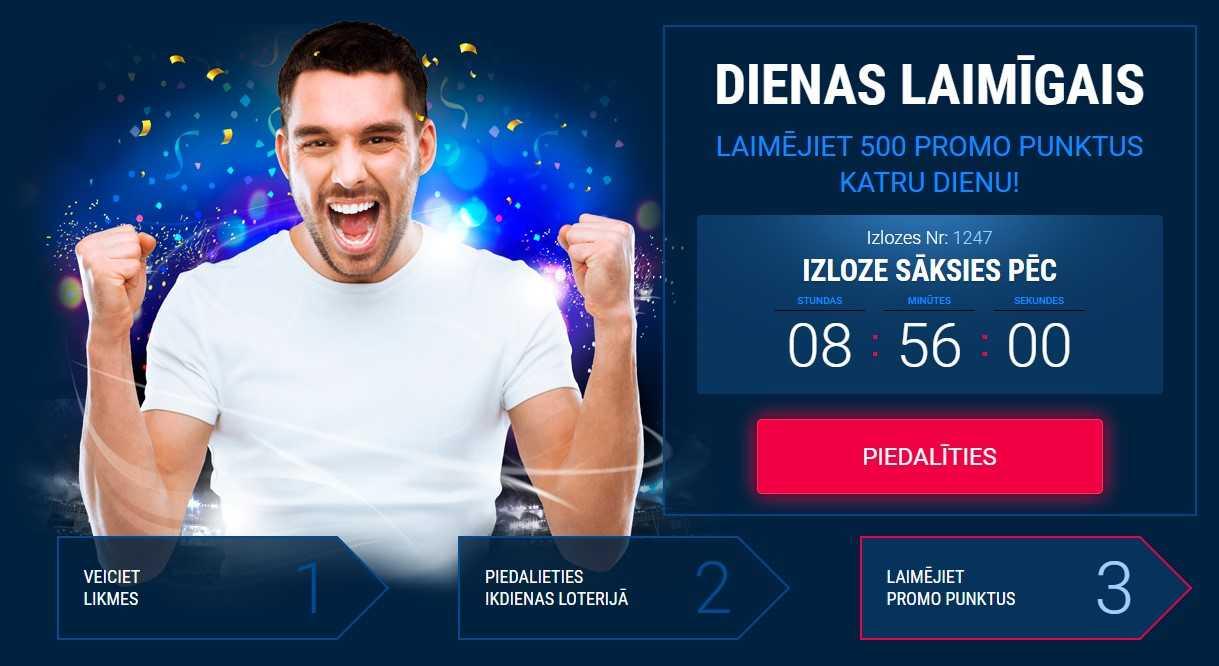 1xbet bonuss Latvija