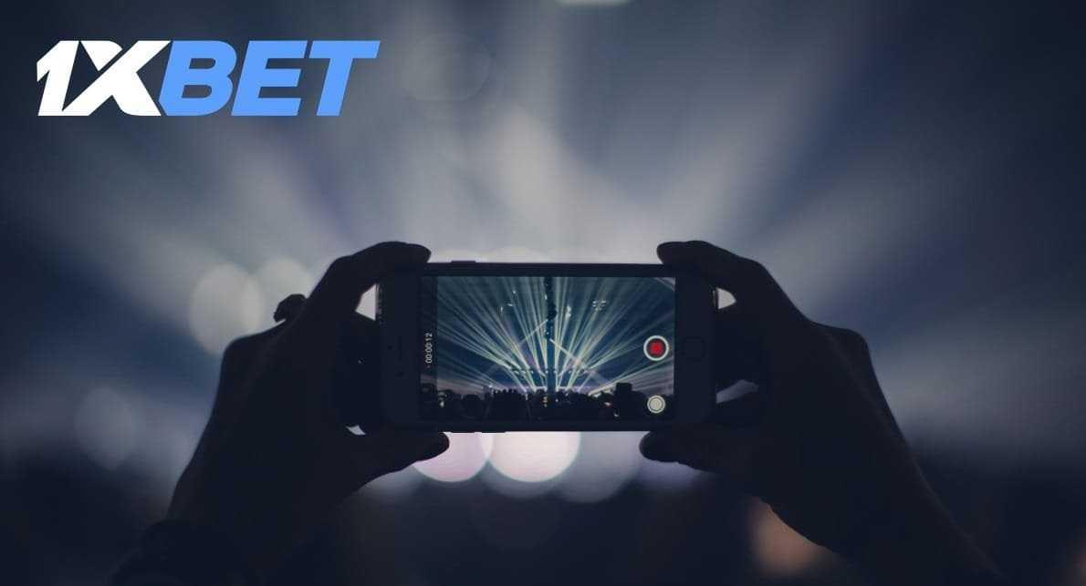 1xBet mobilās lietotne